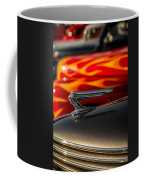 1939 Graham Coupe Hood Ornament Coffee Mug by Ron Pate