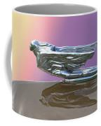 1941 Cadillac Fleetwood Hood Ornament Coffee Mug