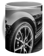 2007 Ford Mustang Shelby Gt Painted Bw   Coffee Mug