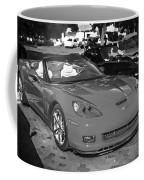 2010 Chevrolet Corvette Grand Sport Bw  Coffee Mug