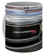 2011 Dodge Challenger Rt Black Coffee Mug
