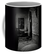 A Cell In Santa Barbara Mission Coffee Mug