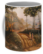 A Country Lane Coffee Mug