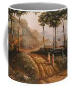 A Country Lane Coffee Mug