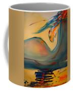 A Delicate Balance Coffee Mug
