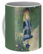A Girl With A Watering Can Coffee Mug