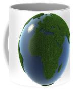 A Greener Earth Coffee Mug