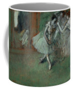 A Group Of Dancers Coffee Mug