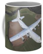 A Royal Air Force C130j Hercules  Coffee Mug