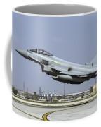 A Royal Air Forcetyphoon Fgr4 Taking Coffee Mug