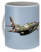 A T-2e Buckeye Trainer Aircraft Coffee Mug