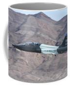 A U.s. Air Force T-38c Taking Coffee Mug