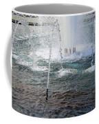 A World War Fountain Coffee Mug