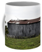 Abandoned Barn Kentucky Usa Coffee Mug