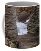 Above The Falls Coffee Mug