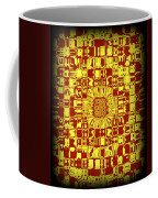 Abstract Series 10 Coffee Mug