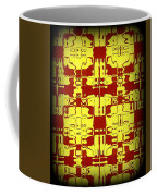 Abstract Series 5 Coffee Mug