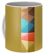 Abstract Transparency Coffee Mug