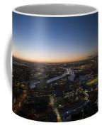 Aerial View Of Melbourne Coffee Mug