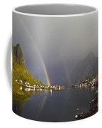 After The Rain In Reine Coffee Mug