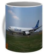 Air Transat Airbus A330 Coffee Mug