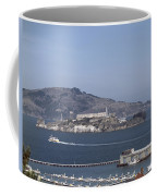 Alcatraz, C1998 Coffee Mug