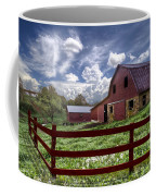 All American Coffee Mug by Debra and Dave Vanderlaan