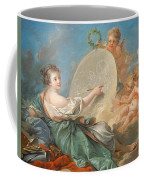 Allegory Of Painting Coffee Mug