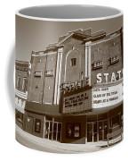 Alpena Michigan - State Theater Coffee Mug
