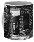 American Pool Hall Facade Version 1 Ghost Town Jerome Arizona 1968 Coffee Mug