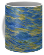 American River Abstract Coffee Mug by Sherri Meyer