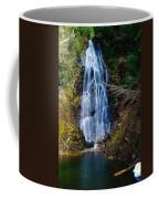An Angel In The Falls Coffee Mug by Jeff Swan