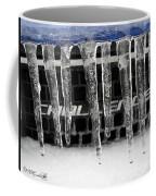 An Icy Challenger Coffee Mug