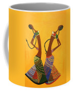 An Indian Dance Form Coffee Mug