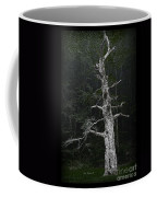 Anthropomorphic Tree Coffee Mug