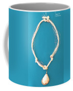 Aphrodite Urania Necklace Coffee Mug by Augusta Stylianou