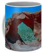 Arch Rock - Valley Of Fire State Park Coffee Mug