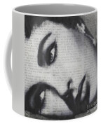 Art In The News 15-elizabeth Coffee Mug
