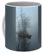As The Fog Lifts Coffee Mug