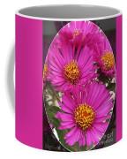 Aster Named September Ruby Coffee Mug