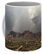 At The End Of The Rainbow  Coffee Mug