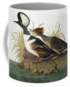 Audubon Merganser Coffee Mug