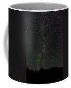 Aurora Borealis, Kantishna, Alaska Coffee Mug