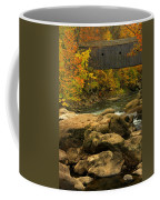 Autumn At Bulls Bridge Coffee Mug