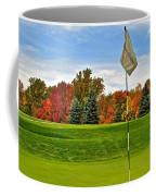 Autumn Golf Coffee Mug
