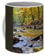 Autumn Stream Coffee Mug