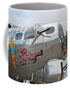 B17 Flying Fortress Coffee Mug