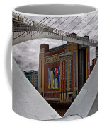 Baltic And Gateshead Millennium Bridge Coffee Mug