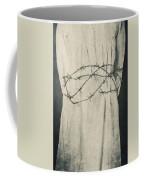 Barbed Wire Coffee Mug by Joana Kruse