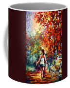 Barefooted Stroll Coffee Mug